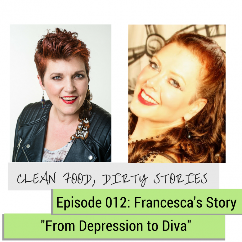 Francescas episode with balancing hormones food
