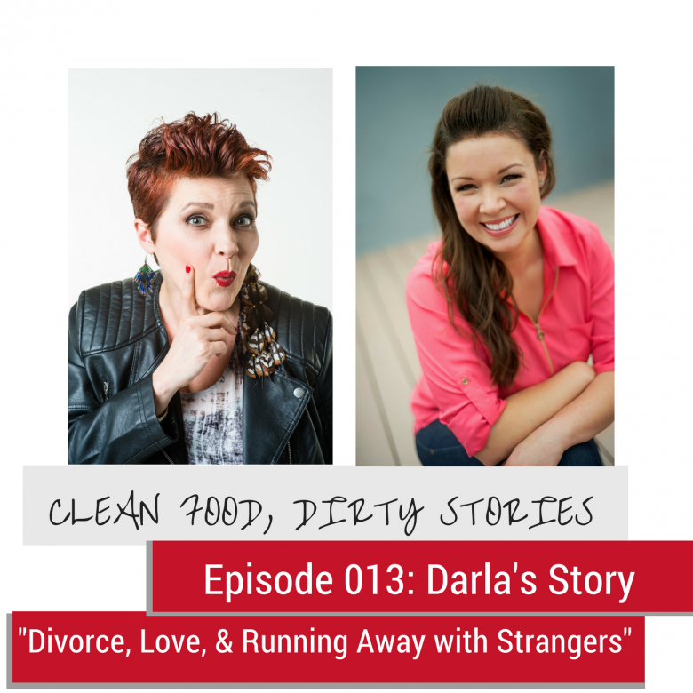 Darlas episode with food and intuition