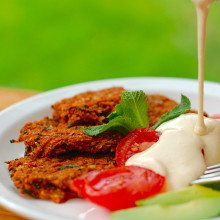 Veggie-Latkes-With-Hollandaise