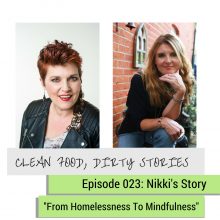 Picture of Nikki for food for mental clarity episode
